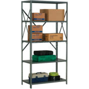 "Global Industrial™ Steel Shelving 18 Ga 48""Wx18""Dx73""H Open Clip Style 5 Shelf"