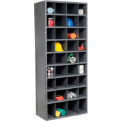 Global Industrial™ Steel Storage Bin Cabinet with Plastic Dividers