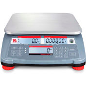 """Ohaus® Ranger Count 3000 Compact Digital Counting Scale 15lb x 0.0005lb 11-13/16"""" x 8-7/8"""""""
