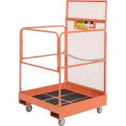 Forklift Maintenance Platform Easy To Assemble 36x48