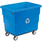 Recycling Cube Truck, Box Truck - 20 Bushel