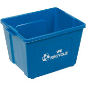 Global Industrial™ Recycling Bin - 14 Gallon