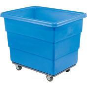 Dandux Blue Plastic Box Truck 51116020U-4S 20 Bushel Heavy Duty