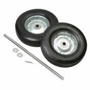 "Global Industrial™ Universal 10"" Semi-Pneumatic Hand Truck Wheel Kit"