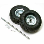 "Universal 10"" Pneumatic Hand Truck Wheel Kit"