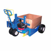 "All Terrain Gas Power Lift & Drive Pallet Jack Truck ALL-T-4-GPT 36""L Forks 4000 Lb."