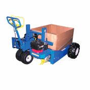 """All Terrain Gas Power Lift & Drive Pallet Jack Truck ALL-T-4-GPT-L 48""""L Forks 4000 Lb."""