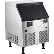Nexel® Self Contained Under Counter Ice Machine, Air Cooled, 280 Lb. Production/24 Hrs.
