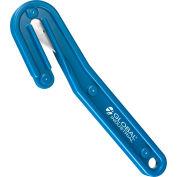 Global Industrial™ Heavy Duty Stretch Wrap Film Cutter, Blue, 2/Pack