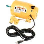 """1/2 HP Motor For Global Industrial™ 30"""" Deluxe Pedestal Fan Model 652299Y Yellow"""