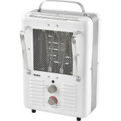 Global Industrial™ Portable Electric Heater Milkhouse 1500W Steel