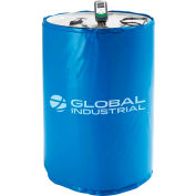 Global Industrial® Insulated Drum Heater For 55 Gallon Drum, Up To 145°F, 120V