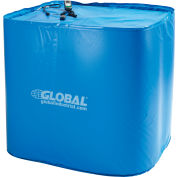 Global Industrial® Insulated Tote Heater For 330 Gallon IBC Tote, Up To 145°F, 120V