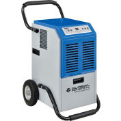 Global Industrial® Heavy Duty Commercial Dehumidifier, Removes 110 Pints Per Day