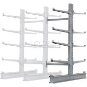 "Cantilever Rack Double Sided Add-On Unit Heavy Duty (2000 Series),48""W  x 59""D x 8'H, 26600 Lbs Cap"