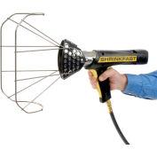 Shrinkfast Heat Gun w/ Safety Cage Assembly/Safety Trigger & Storage Case