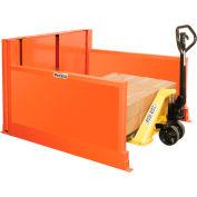 PrestoLifts™ Floor Level Pallet Loader P4-25-5248H 2500 Lb. Hand Control