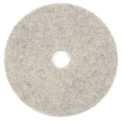 "Global Industrial™ 20"" Burnisher Pad, Low Freq., Medium to Hard Finish - 5 Per Case"