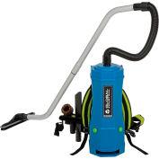 Global Industrial™ 6 Quart HEPA Backpack Vacuum w/8-Piece Tool Kit