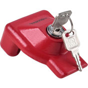 Global Industrial™ Cast Iron Glad Hand Lock Keyed Alike