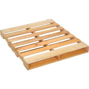 "Global Industrial™ New Hard Wood GMA Pallet 48"" x 40"" x 4-1/2"""