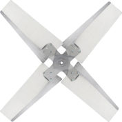 "Replacement Fan Blades for Global Industrial™ 42"" Blower Fan, Model 600554"