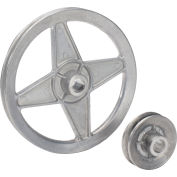 Replacement Pulley for Global Industrial 42 Inch Blower Fan