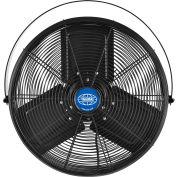 "Global Industrial™ 18"" Industrial Workstation Fan, Outdoor Rated, Yoke Mount, 5650 CFM, 1/3 HP"