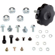 Replacement Hardware Kit for Global Wall Mounted Fans 258321, 258322, 607050, 607051