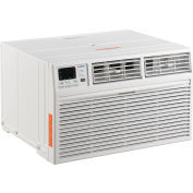 Global Industrial™ Wall Air Conditioner 14000 BTU - Cool + Heat - Wifi Enabled - 208/230V
