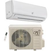 Ductless Air Conditioner Inverter Split System 12K BTU Cool w/ Heat - Wifi Enabled - 115V - 20 SEER