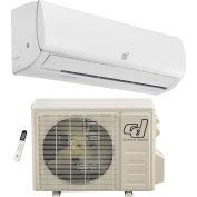 Ductless Air Conditioner Inverter Split System 18K BTU Cool w/ Heat - Wifi Enabled - 230V - 19 SEER