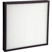Replacement HEPA Filter for Global Industrial Air Scrubber - MERV 16