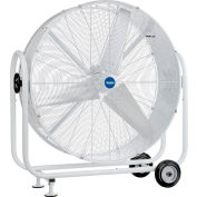 "Global Industrial™ 42"" Mobile Tilt Drum Blower Fan - Outdoor Rated - 15000 CFM - 1/2 HP"