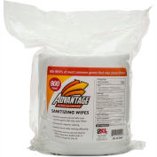 2XL GymWipes Advantage Sanitizing Wipes Refill, 900 Wipes/Roll, 4 Refill Rolls/Case - 2XL-36