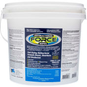 2XL GymWipes/CareWipes Antibacterial Force Bucket - 900 Wipes/Roll - 2/Case - 2XL-400