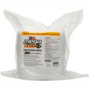 2XL Super Saver Mega Roll Sanitizing Wipe Refill -Extra Large,2300 Wipes/Roll, 2 Rolls/Case- 2XL-422