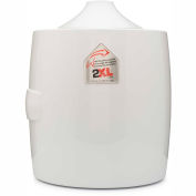 2XL GymWipes/CareWipes Contemporary Wall Mounted Dispenser - White - 2XL-82