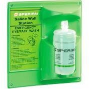 Honeywell Emergency Eye/Face Wash, 32 Oz. Single Bottle Station, 32-000461-0000