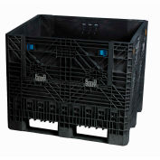Buckhorn Folding Bulk Shipping Container - BI4840342010000 - 48x40x34 1600 Lb. Capacity