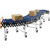 Portable Flexible & Expandable Conveyor - Nylon Skate Wheels - 175 Lbs. Per Foot