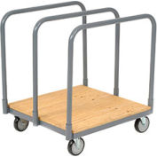 Jamco Panel & Sheet Mover Truck with Plywood Steel Deck TH831 1200 Lb. Capacity