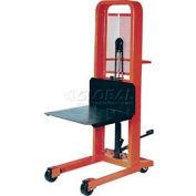 PrestoLifts™ Hydraulic Stacker Lift Truck M366 1000 Lb. Cap. with Platform