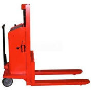 PrestoLifts™ Battery Powered Lift Stacker WP60-20 2000 Lb. Non-Straddle