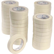 "Shurtape CP 106 General Purpose Masking Tape 1"" x 60 Yds., 36 Pack"