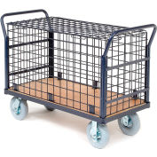 Euro Wire Security Truck 60 x 30 1200 Lb. Capacity