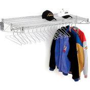 Wall Coat Rack With 18 Hangers