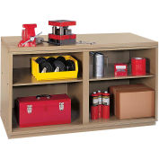 2 Shelf Cabinet Workbench