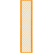 Global Industrial™ 1' W Machinery Wire Fence Partition Panel