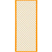 Global Industrial™ 2' W Machinery Wire Fence Partition Panel
